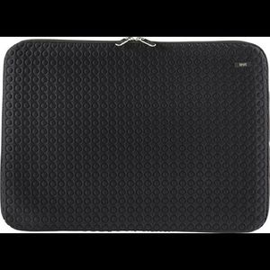 Init™ - Laptop Sleeve - Black, NWOT